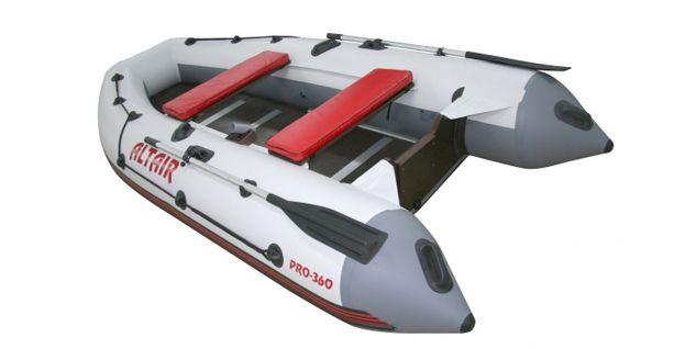 тюнинг лодки альтаир